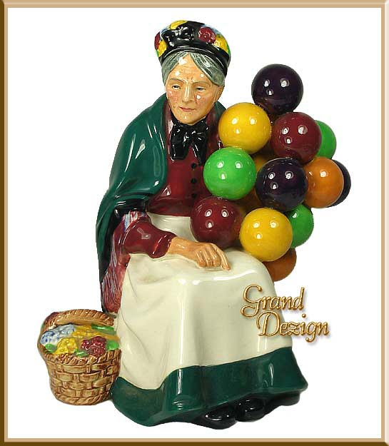 Old Balloon Seller HN1315