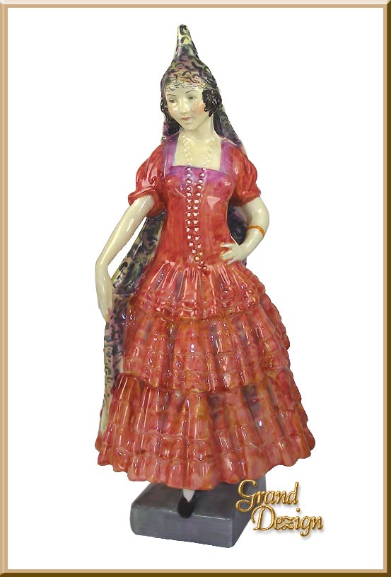 Spanish Lady HN1294